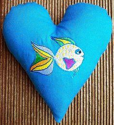 Hier mein 80. Herz für Dich: Ein Fisch ist mehr als ein Fisch