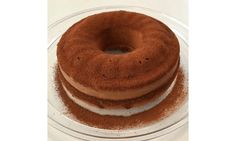 Πρωτότυπο κέικ τιραμισού που θα σας ξετρελάνει! Απλή συνταγή και πολύ εύκολη. Greek Desserts, Doughnut, Sweets, Dishes, Cookies, Cake, Recipes, Food, Crack Crackers