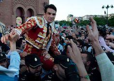 El torero salió a hombros por la puerta grande de la plaza de Las Ventas el pasado 1 de Junio.