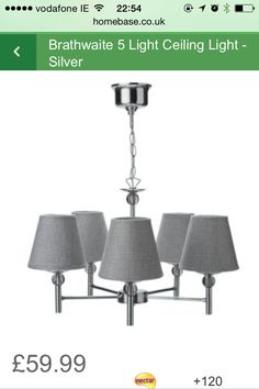Finally Found A Ceiling Light Which Is Just What I Wanted For Our Lounge All Ordered These Are From Homebase