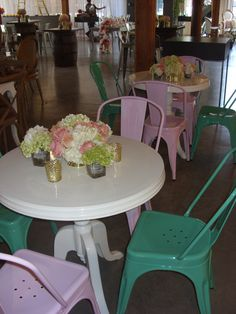 Retro Cocktail Tables Cocktail Tables, Table Settings, Table Decorations, The Originals, Retro, Wedding, Furniture, Home Decor, Casamento