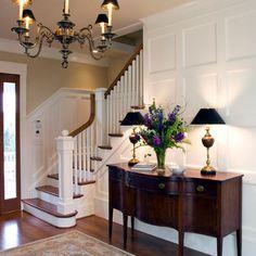 Traditional Foyer Design. board