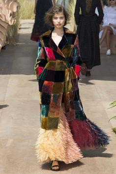 Sara Witt for Dior Fall 2017 Haute Couture