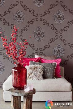 #Barok #ModernClassics #Wallpaper #HUGEPatterns