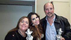 Con mamá y papá ♥