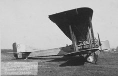 Farman F.50. (1918) - French heavy night bomber