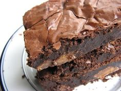 Ina Garten's Outrageous Brownies...no brownies beat these!