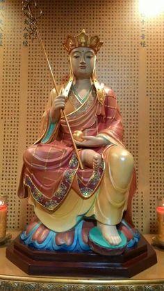 地藏王菩薩卍