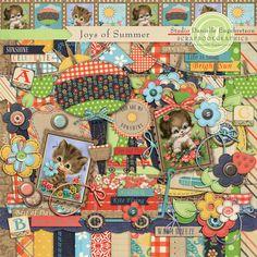 Joys of Summer Designer Kit by Danielle Engebretson