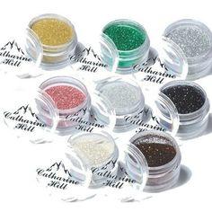 Use cupom de desconto: BLOGDAJEU  Glitter Especial Fino Catharine Hill - Arco Íris Cosméticos