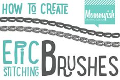 So many Digital Scrapbooking Tutorials!