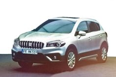The latest presentation event by Suzuki dealers in France lifted the veil of updated S-Cross surface. The first images of what a facelifted crossover would look like were revealed online, and they are…too blurred to get all the details.