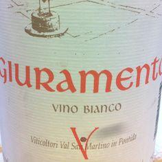 Giuramento - Vino bianco di Pontida. Aspettiamo solo che ci servano Bossi e Borghezio