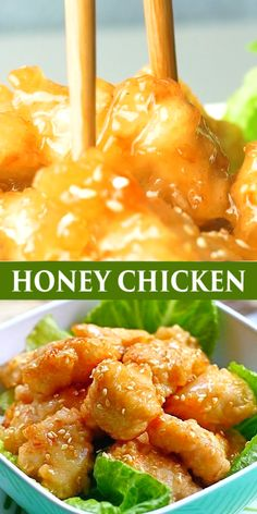 Homemade Chinese Food, Easy Chinese Recipes, Easy Chicken Recipes, Indian Food Recipes, Asian Recipes, Healthy Recipes, Chinese Meals, Cooking Chinese Food, Chinese Honey Chicken