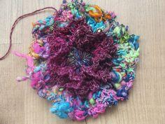 flower for collar by lescreasdenine, via Flickr