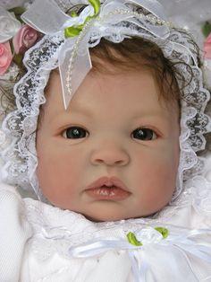 Reborn Baby Girl Shyann By Aleina Peterson