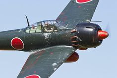 Mitsubishi A6M2 Zero (Japan) ~ BFD