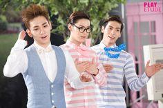 Key, Taemin, Jonghyun