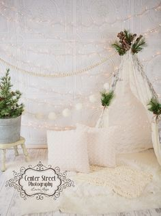 Christmas Minis, now booking!!!  tent mini sessions  Center Street Photography, Watseka IL