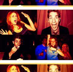 """john krasinski and jenna fischer best friends John and Jenna are so goofy! Pam The Office, Office Cast, The Office Show, Parks N Rec, Parks And Recreation, Office Jokes, Jenna Fischer, John Krasinski, Dunder Mifflin"