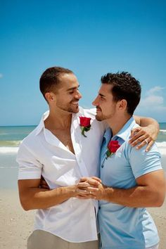 ♥ Love is love and the pictures posted here are specifically depicting gay love.