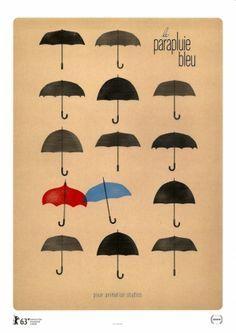 Le Parapluie Bleu / DisneyPixar.fr