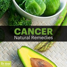 Natural Cancer Remedies - Dr.Axe http://www.draxe.com #health #holistic #natural