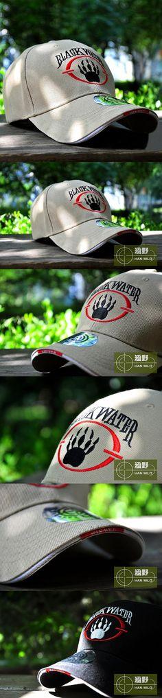 2016 Mens Brand Black Water Tactical Cap Military Baseball Cap US Army Hat Summer Outdoor Sports Trucker Hats Bone Masculino $6.99