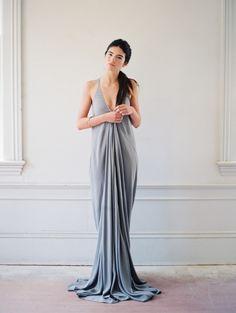 Rick Owens Aurora Gown   Wedding Ideas   OnceWed.com