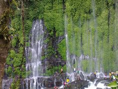 Asik-Asik Falls, Philippines - for more info visit www.amazingplacesonearth.com