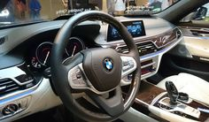 Interior of the all new BMW 7 Series..this car can actually park by itself!!! #sgcarshoots #sgexotics #speed #sgcaraddicts #sportcars #sgcars #revvmotoring #givesyouwings #nurburgring #carinstagram #hypercars #monsterenergy #speedy #redbull #love #carswithoutlimits #fastcars #fifthgear #motorsports #gopro  #monsterenergy  #singapore  #supercarlifestyle #bmw #bmw7series