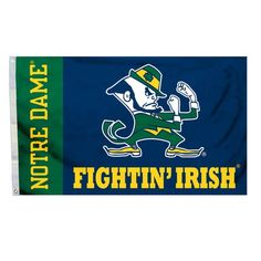Notre Dame Fighting Irish Flag - 3x5