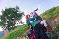 The Ancient Magus' Bride Cosplay Couples Cosplay, Epic Cosplay, Cosplay Diy, Casual Cosplay, Cosplay Makeup, Amazing Cosplay, Cosplay Outfits, Halloween Cosplay, Cosplay Costumes