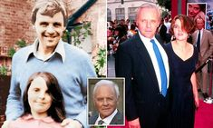 Sir Anthony Hopkins has not spoken to his daughter for two decades | Daily Mail Online