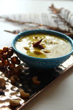 Chicken Curry Madras Suppe