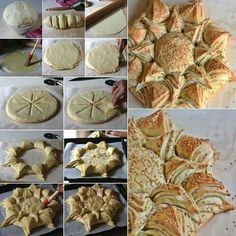 Sun Bread winter solstice- Pinned by The Mystic's Emporium on Etsy