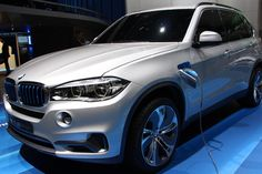 Гибридный BMW X5 баварцы покажут в Нью-Йорке http://carstarnews.com/bmw/x5/201415072