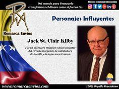 Jack St. Clair Kilbyfue uningeniero eléctricoyfísicoestadounidenseque formó parte en la invención delcircuito integradomientras trabajaba enTexas Instruments(TI) en 1958. Fue galardonado con elPremio Nobel de Físicaen el año2000.También es el inventor de lacalculadorade bolsillo y laimpresora térmica.