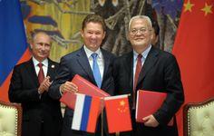 Rússia comunica construção de gasoduto até a China | #Gasoduto, #Hidrocarbonetos, #Sibéria, #VladimirPutin, #Yakutsk