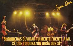 charly garcia | Tumblr Bukowski, Rock Argentino, Rock Songs, Save My Life, Poetry, Tumblr, Feelings, Concert, Quotes