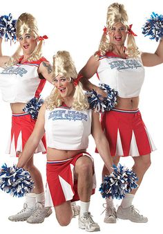 Men's Varsity Cheerleader Adult Costumes for a Funny look that will be a huge hit this Halloween! The Men's Cheerleader Costume is guaranteed to make this Halloween one to remember! Costume Halloween, Halloween Fancy Dress, Creative Halloween Costumes, Adult Halloween, Halloween Gifts, Halloween Ideas, Halloween Nails, Halloween Kostüm Cheerleader, Costume Shop