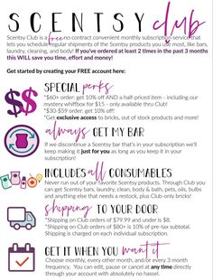 Save Yourself, Create Yourself, Join Scentsy, Run Out, Happy Mail, Printable Paper, Wax Melts, Club