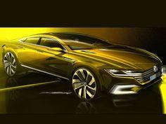 Volkswagen Concept Sketch