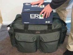 Disaster Relief Bug Out Bag PART 1 / 9
