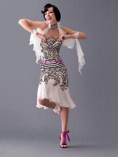 Blanka Matragi. I would kill to own one of her dresses!