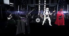 Главную тему Звездных Войн кто только не исполнял, но в стиле хэви-метал и таким «звездным» составом исполняется впервые.     #звездныевойны  #starwars  #хэвиметал  #новыйгод