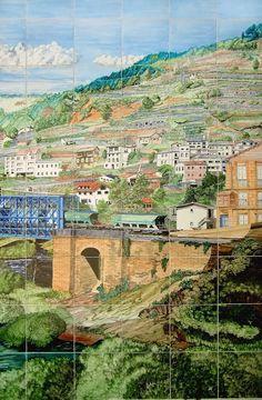 Cesar Fontenla - Arte y Diseño - Murales: marzo 2014