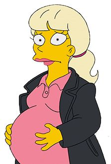 Gretchen Simpsons Characters, Fictional Characters, Board, Couple, The Simpsons, Fantasy Characters, Planks