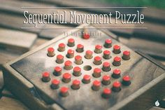 Sequential Movement Puzzles: The History Of - http://shop.siammandalay.com/blogs/puzzles/55622915-sequential-movement-puzzles-the-history-of