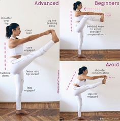 Easy Yoga Workout - Stands (pole) Yoga for health, yoga for beginners, yoga poses, yoga quotes, yoga inspiration Get your sexiest body ever without,crunches,cardio,or ever setting foot in a gym